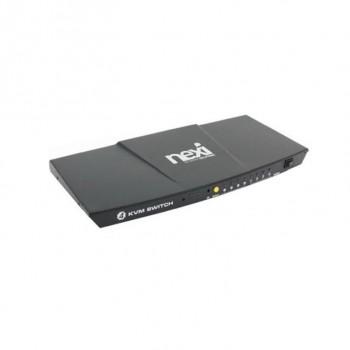[NEXI] 4X1 HDMI KVM 스위치